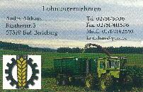 Lohnunternehmen Andre Althaus